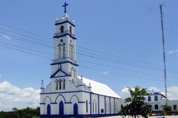 Salesian church in São Gabriel da Cachoeira