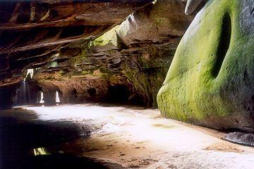 El Fosso caves