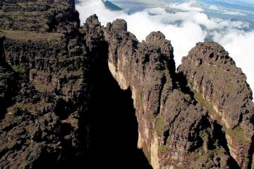 Canyons of the Mount Roraima