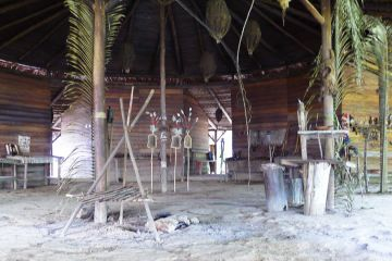 Ceremonial cabin