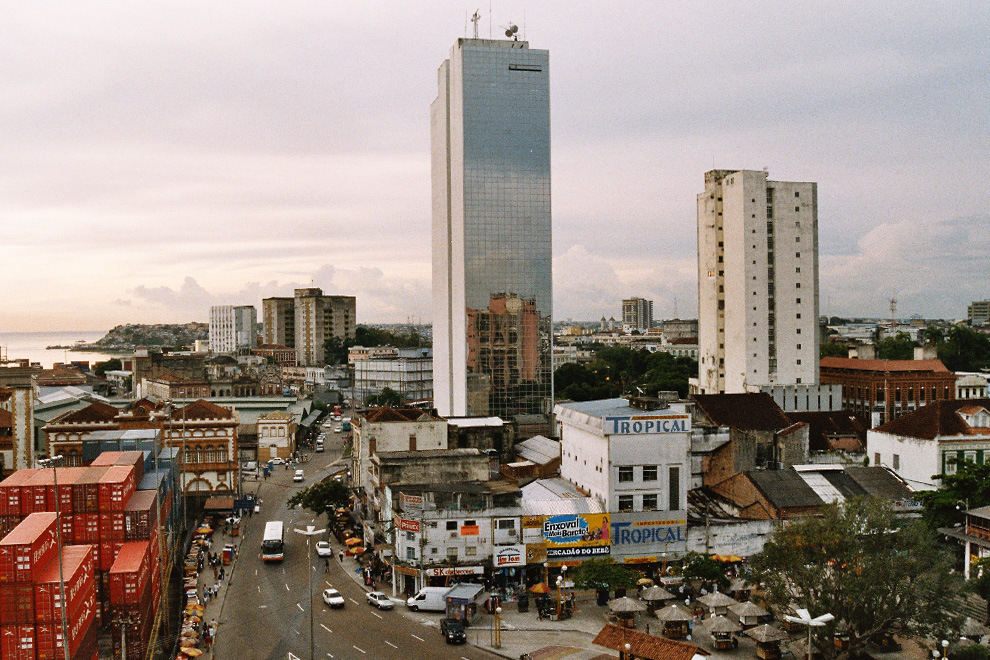 Downtown Manaus